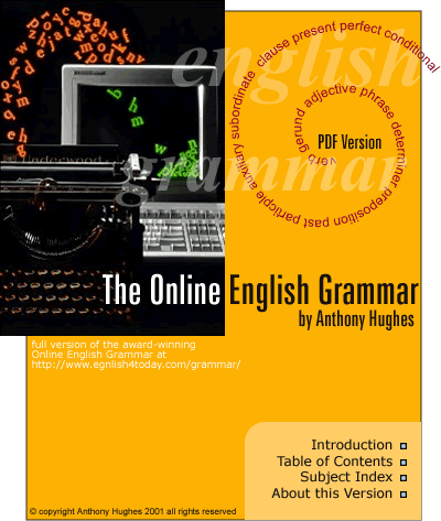 The online English Grammar (245 pages)