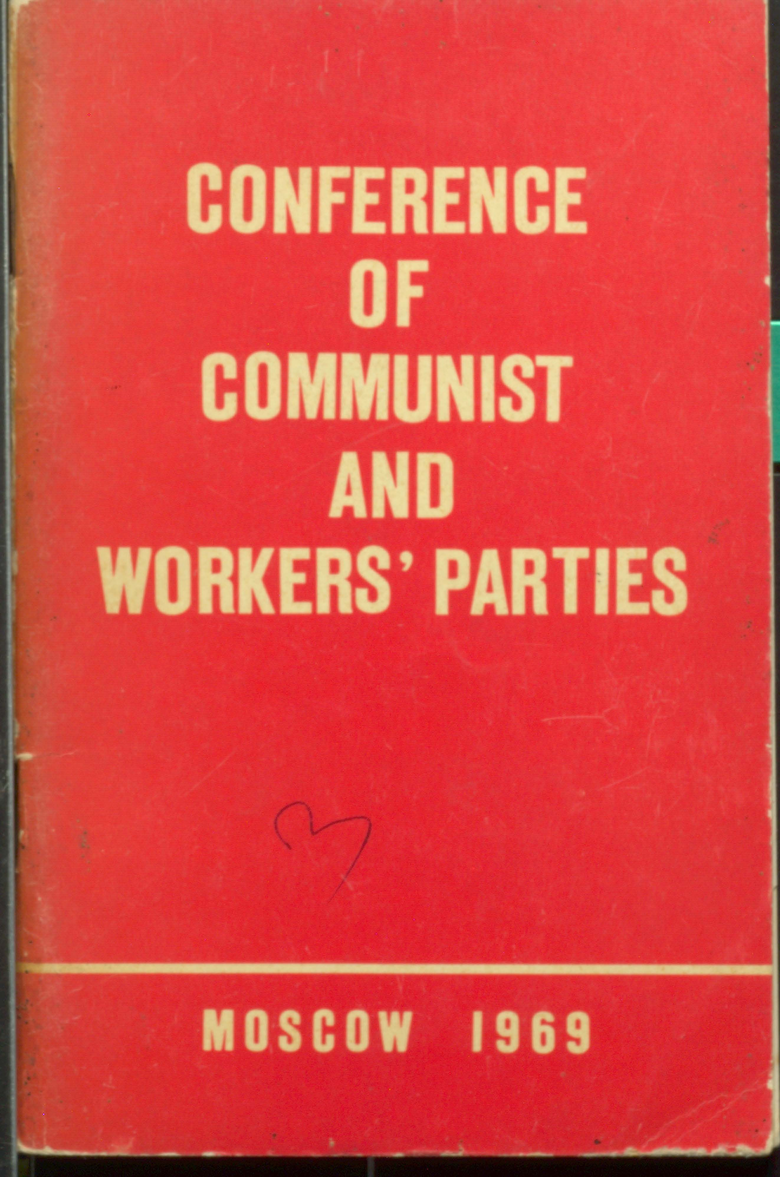 Conference Of Communist And Workers Parties